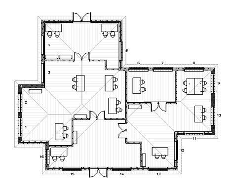 revit architecture showing overhead lines your plans bimscape