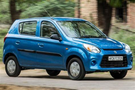 Iconic Maruti Suzuki Alto 800 to be discontinued in 2019 ...