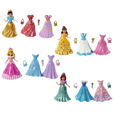 disney magiclip dolls little kingdom collection