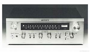 Sony Str-6045 - Manual - Am  Fm Stereo Receiver