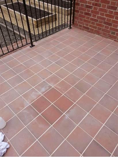 Grout Quarry Haze Tiles Cleaning Tile Terrace