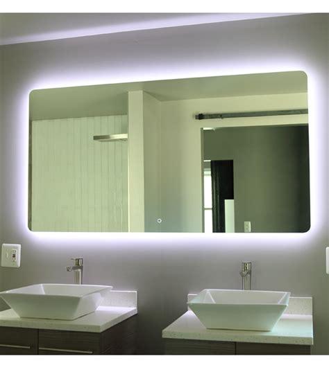 60 bathroom vanity windbay 48 quot backlit led light bathroom vanity sink mirror
