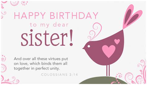 happy birthday   dear sister pictures   images  facebook tumblr pinterest