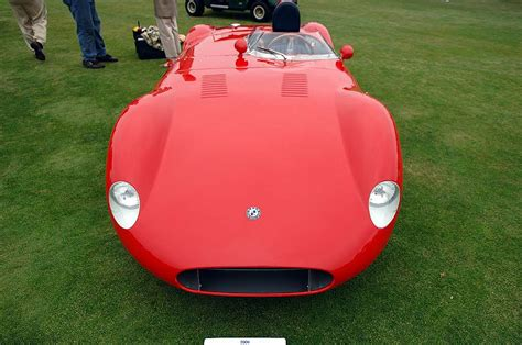 1959 Osca 372 Fs Image Chassis Number 1196 S