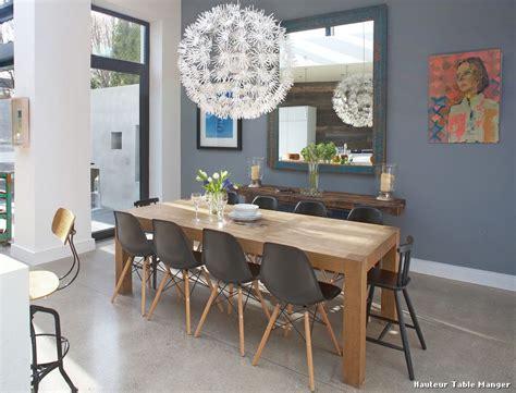 hauteur table manger with classique chic salle 192 manger d 233 coration de la maison et des id 233 es