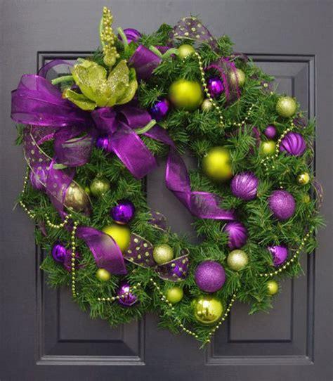 35 breathtaking purple christmas decorations ideas all