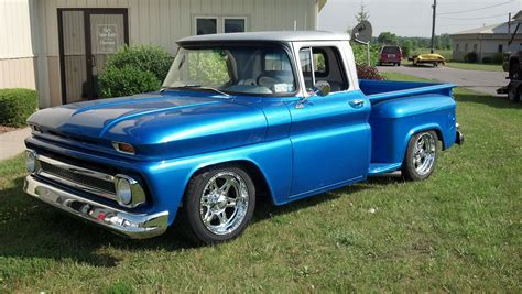 Chevy Truck Auto Body Clarence Inc