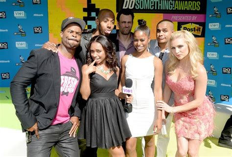 hit the floor cast asha nosee rosee the cast of hit the floor attends vh1 s