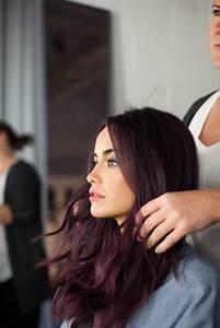 Les 17 meilleures idées de la catégorie Cheveux Violet ...