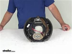 Dexter Electric Trailer Brake Assembly - 12-1  4 U0026quot