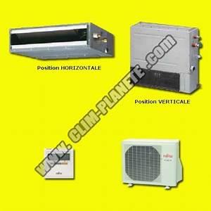 Prix Clim Gainable : climatiseur gainable inverter aryg 14 llt atlantic fujitsu ~ Premium-room.com Idées de Décoration