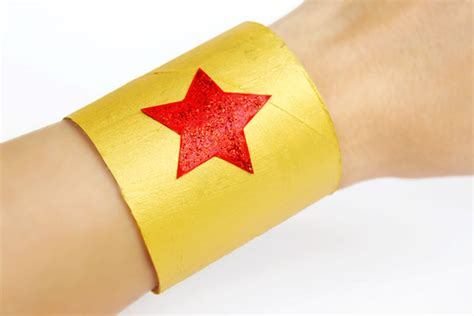 superhero bracelets kids crafts fun craft ideas