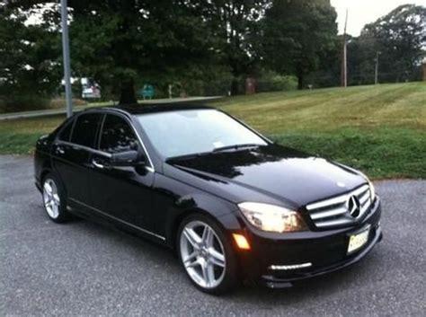 18 city / 25 hwy. Sell used 2011 Mercedes-Benz C300 4Matic Sport 3.0L 4-Door Sedan in Watkinsville, Georgia ...
