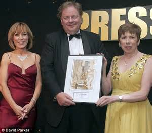 Mail On Sunday scoops top honours at Press Awards night ...