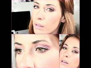 Maquillage Yeux Tuto : tuto maquillage pour les yeux verts youtube ~ Nature-et-papiers.com Idées de Décoration
