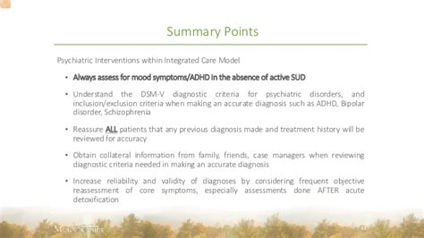 mountainside integrated care model
