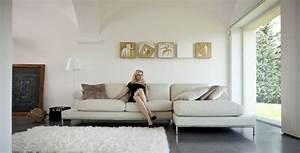 Canapé De Sol : le canap design italien en 80 photos pour relooker le salon ~ Teatrodelosmanantiales.com Idées de Décoration