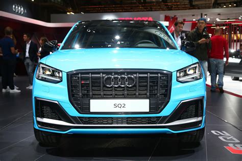 2019 Audi Crossover by 2019 Audi Sq2 Crossover Debuts With 296 Horsepower