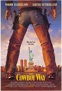 The Cowboy Way Movie Posters From Movie Poster Shop