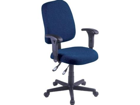 task office chair w adjustable arms fmo 118 2aa computer
