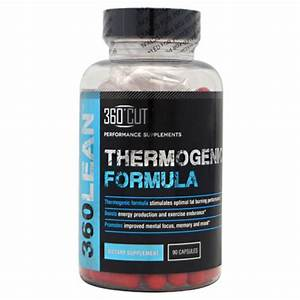 360 Lean Thermogenic Formula 90 Caps   0 00ea From 360cut