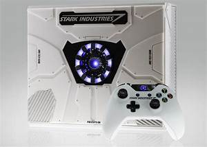 Iron Man Xbox One Special Edition Console Unveiled By ...