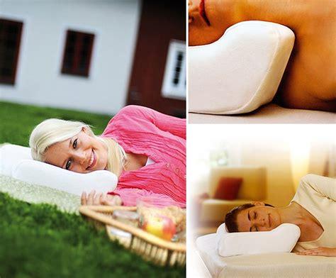 oreillers pour cervicales oreiller orthop 233 dique sissel plus hauteur r 233 glable pour le