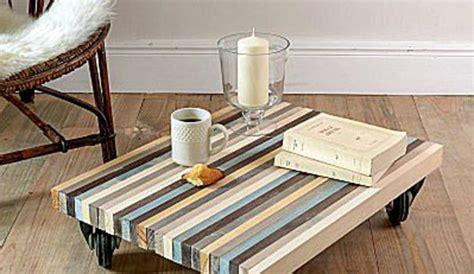 comment fabriquer une table basse en bois diy deco pas cher construire une table basse avec des planches en bois c 244 t 233 maison