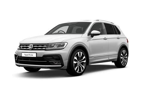 Volkswagen Tiguan Car Leasing Offers