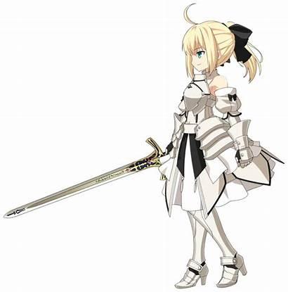 Artoria Lily Pendragon Fategrandorder Wikia Fate Grand