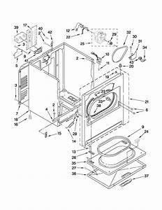 Looking For Whirlpool Model Wed4900xw0 Dryer Repair