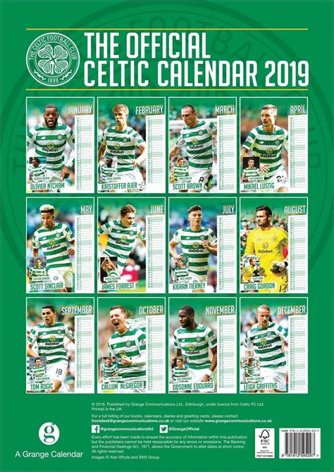 celtic calendars ukposterseuroposters