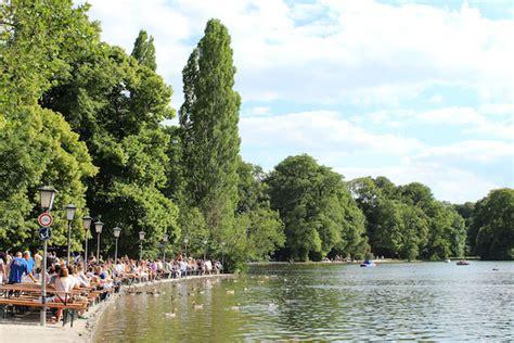 englischer garten münchen kinderspielplatz established since de seehaus biergarten m 252 nchen