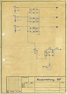 Hofner 175 I  Solid Guitar Schematic Diagram