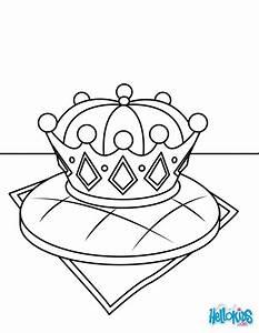 coloriages galette des rois et couronne royale fr With couleur pour salle de jeux 16 coloriage galette des rois epiphanie