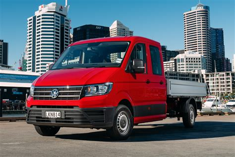 Volkswagen Crafter 2019 by 2019 Volkswagen Crafter Boosts Vw Sales In July Ute And