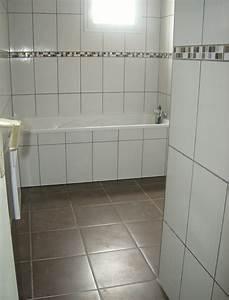 carrelage de salle de bains 57 idees pour les murs et le With modele de faience de salle de bain