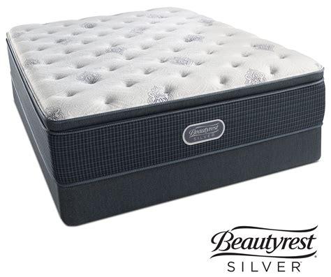 white river plush pillowtop mattress  city