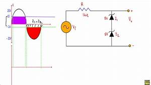 Zener Diode Clipper Circuit   Example 8  With Simulation