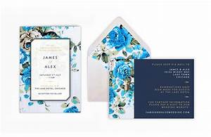 how to create a floral wedding invitation and matching With wedding invitations with matching envelopes