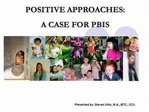 Steve Vitto A Case For Pbis