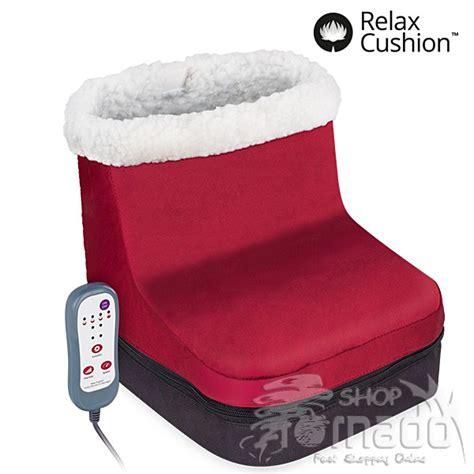 Cuscino Riscaldante Cuscino Pantofolone Massaggiante Riscaldante Per Gambe