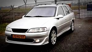 Sick Opel Vauxhall Vectra B Irmscher Onyx  Full Options