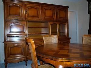 salle a manger merisier massif style regence petite With meuble de salle a manger avec salle À manger À vendre