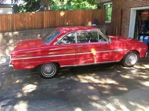 Find Used 1963 Ford Falcon Sprint 4 Speed V8 In Wheat Ridge  Colorado  United States