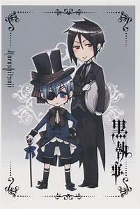 Kuroshitsuji/#511940 - Zerochan