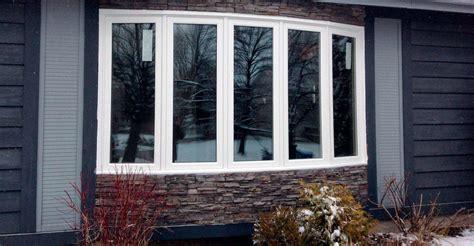 bay windows bow windows window types styles ecoline windows
