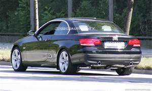 Bmw Serie 3 2010 : spy shots 2010 bmw 3 series convertible facelift ~ Gottalentnigeria.com Avis de Voitures