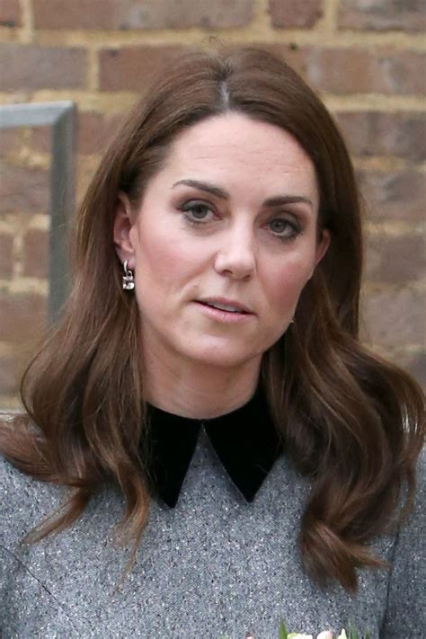 A portrait of our nation in 2020 with visits to the national portrait gallery and the royal london hospital and a surprise for a reader. KATE MIDDLETON Leaves Foundling Museum in London 03/19/2019 - HawtCelebs