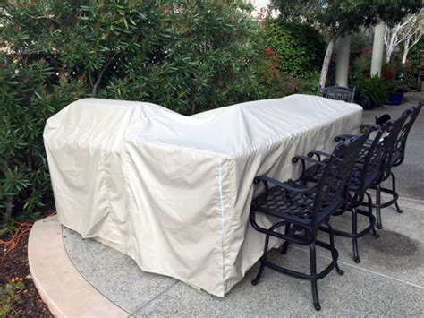 Custom Bbq Grill Covers  Grill Island Covers Capcover